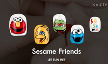 Sesame Friends